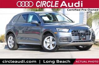 Pre Owned 2019 Audi Q5 2.0T Premium SUV in Long Beach, CA