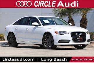 Used 2015 Audi A6 2.0T Premium (Tiptronic) Sedan for sale in Long Beach, CA