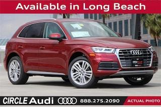 New 2019 Audi Q5 2.0T Premium Plus SUV in Long Beach, CA