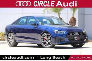 New 2020 Audi S4 3.0T Premium Plus Sedan in Long Beach, CA