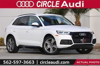 New 2020 Audi Q5 45 Premium Plus SUV in Long Beach, CA