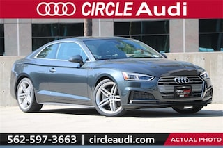 New 2019 Audi A5 2.0T Quattro Premium Coupe in Long Beach, CA