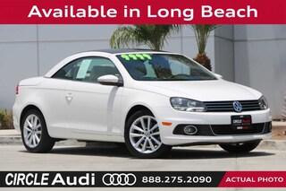 Used 2012 Volkswagen Eos Komfort Convertible for sale in Long Beach, CA
