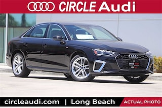 New 2020 Audi A4 45 Premium Plus Sedan in Long Beach, CA
