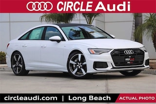 New 2020 Audi A6 55 Premium Plus Sedan in Long Beach, CA