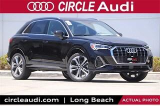 New 2020 Audi Q3 45 Premium Plus SUV in Long Beach, CA