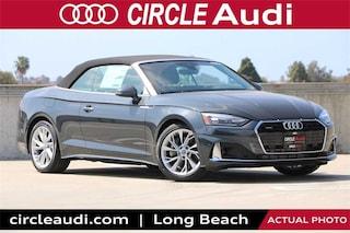 New 2020 Audi A5 2.0T Premium Cabriolet in Long Beach, CA