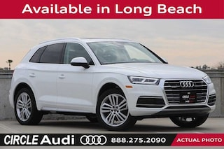 New 2018 Audi Q5 2.0T Tech Premium SUV in Long Beach, CA