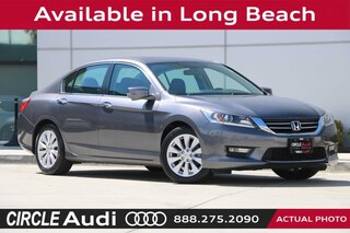 Used 2014 Honda Accord EX Sedan for sale in Long Beach, CA