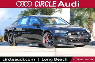 New 2020 Audi S8 4.0T Sedan in Long Beach, CA