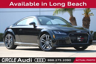 New 2019 Audi TT 2.0T Coupe in Long Beach, CA