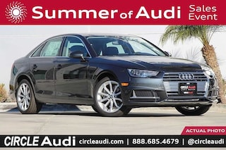 New 2019 Audi A4 2.0T Premium Sedan in Long Beach, CA