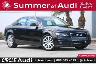 Used 2011 Audi A4 2.0T Premium Sedan for sale in Long Beach, CA