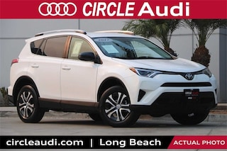Used 2017 Toyota RAV4 LE SUV for sale in Long Beach, CA