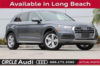 New 2019 Audi Q5 2.0T Premium SUV in Long Beach, CA
