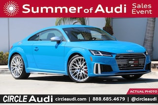 New 2019 Audi TTS 2.0T Coupe in Long Beach, CA