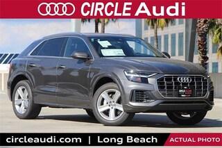 New 2019 Audi Q8 3.0T Premium SUV in Long Beach, CA