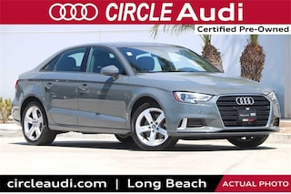 Used 2017 Audi A3 2.0T Premium Sedan for sale in Long Beach, CA
