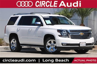 Used 2015 Chevrolet Tahoe LTZ SUV for sale in Long Beach, CA