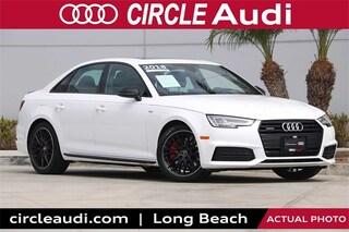 Used 2018 Audi A4 2.0T Premium Sedan for sale in Long Beach, CA