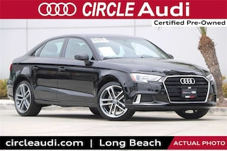 Used 2018 Audi A3 2.0T Premium Sedan for sale in Long Beach, CA