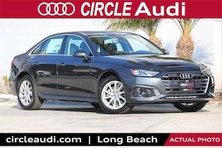 New 2020 Audi A4 40 Premium Sedan in Long Beach, CA