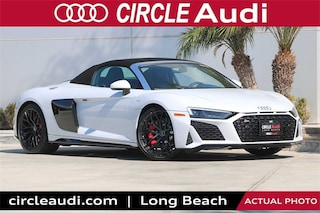 New 2020 Audi R8 5.2 V10 Spyder in Long Beach, CA