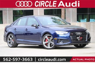New 2019 Audi S4 3.0T Premium Plus Sedan in Long Beach, CA