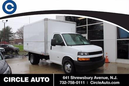 2020 Chevrolet Express Cutaway 3500 Work Van Cutaway Van