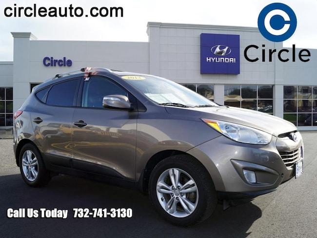 2013 Hyundai Tucson GLS AWD SUV