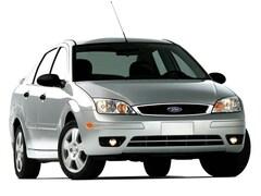 2005 Ford Focus ZX4 Sedan