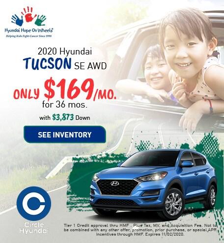 2020 - Tucson - September