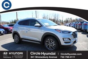 2020 Hyundai Tucson Limited SUV