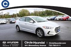 Used 2018 Hyundai Elantra SEL Sedan for sale in Shrewsbury, NJ