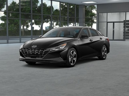 2021 Hyundai Elantra SEL Premium PKG Sedan
