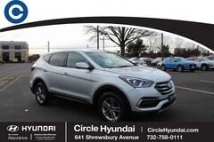 Certified Pre-Owned 2017 Hyundai Santa Fe Sport 2.4 Base SUV for sale in Shrewsbury NJ