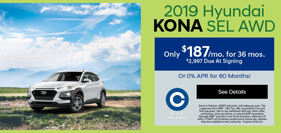 2019 Kona November