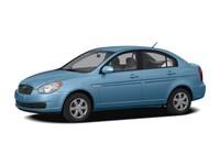 2006 Hyundai Accent Sedan
