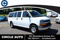 Used 2018 Chevrolet Express 3500 LT Minivan/Van for Sale in Shrewsbury, NJ
