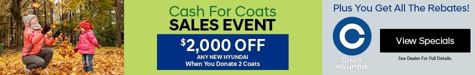 Cash For Coats