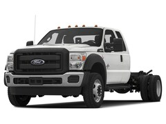 2016 Ford F-550SD Truck