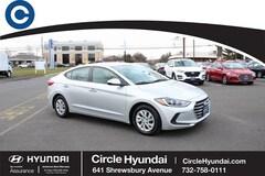 Certified Pre-Owned 2018 Hyundai Elantra SE Sedan for sale in Shrewsbury NJ