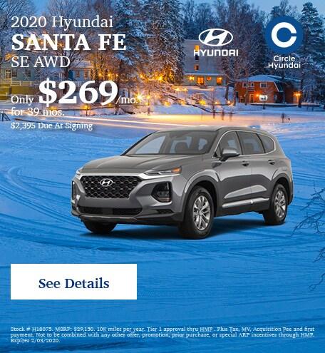 2020 - Santa Fe - January