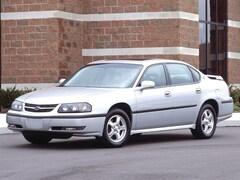 2003 Chevrolet Impala Base Sedan