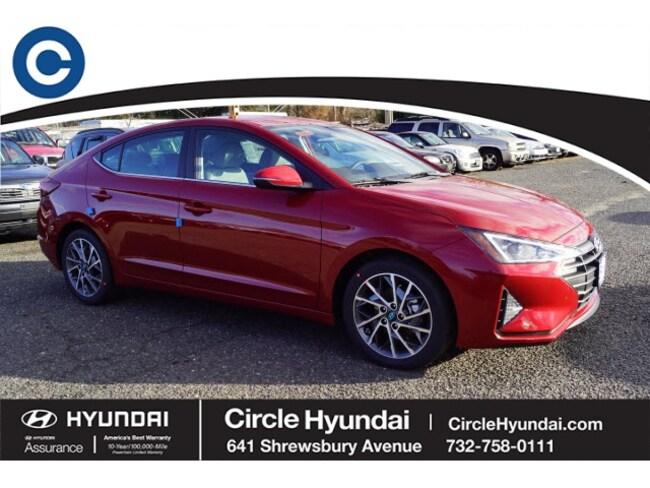 New  2019 Hyundai Elantra Limited Sedan for Sale in Shrewsbury, NJ