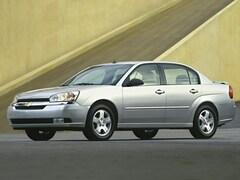 2005 Chevrolet Malibu Base Sedan