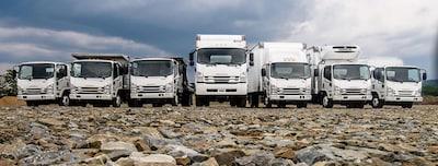 Spring into Summer Maintenance Special for Diesel Trucks