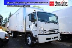 2020 Isuzu FTR 26 Foot Dry Freight Morgan Van Body VAN BODY