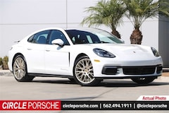 2020 Porsche Panamera Edition Sedan