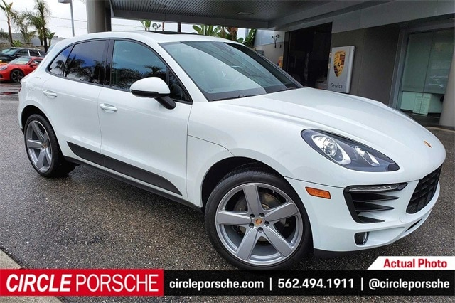 Used Porsche Macan Long Beach Ca